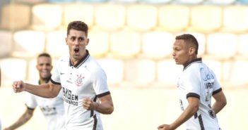 Corinthians vence o Oeste com Gol de Danilo Avelar