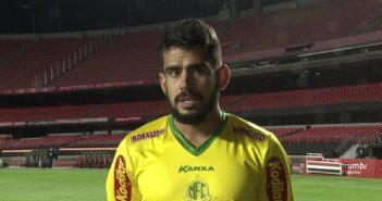 Herói do Mirassol foi inscrito um dia antes do jogo diante do São Paulo