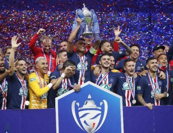 Neymar marca e PSG vence Final Copa da França