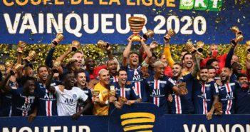 PSG conquista a Copa da Liga Francesa
