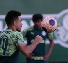 Palmeiras busca ritmo e terá poucas mudanças para o jogo contra o Água Santa