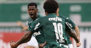 Palmeiras vence Água Santa de virada e garante 1º lugar no grupo