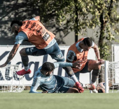 Santos deve ter equipe mista contra o Novorizontino