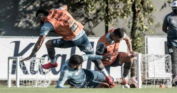 Santos deve ter equipe mista contra Novorizontino na última rodada do Paulistão