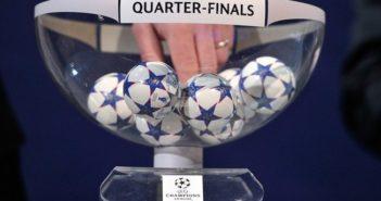 Sorteio Quartas de Final Champions League 2020