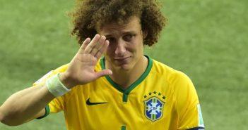 David Luiz - 7x1 Alemanha x Brasil Copa do Mundo 2014