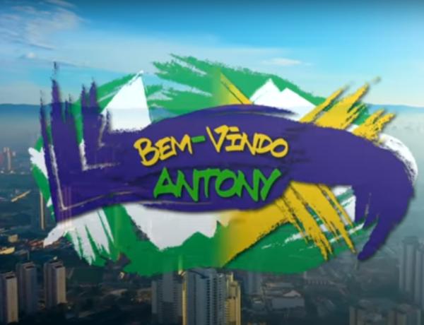 Ajax lança música para celebrar chegada de Antony