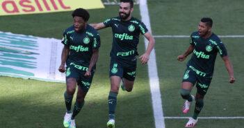 Após semana cheia, duelo contra o Bahia será teste para ataque do Palmeiras