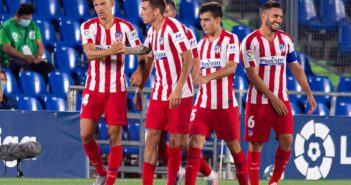 Atlético de Madrid identifica dois casos de coronavírus no clube