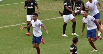 Bahia vence o Red Bull Bragantino e mantém os 100% de aproveitamento