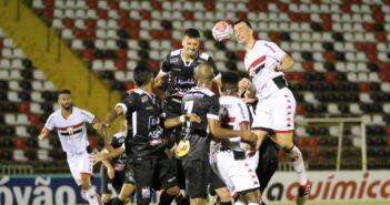Bragantino vence Botafogo-SP nos pênaltis e vai à final do Troféu do Interior