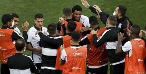 Classificação do Corinthians marca alta audiência e chega a 26 pontos na Globo
