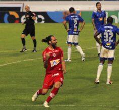 Cruzeiro só empata com CRB e é eliminado da Copa do Brasil