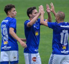 Cruzeiro vence o Figueirense e soma os primeiros três pontos na Série B