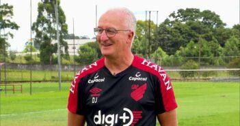 Dorival testa positivo para covid-19 e não comandará o Athletico contra o Santos