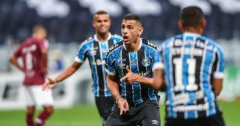 Grêmio perde para o Caxias em casa, mas se consagra tricampeão do Campeonato Gaúcho