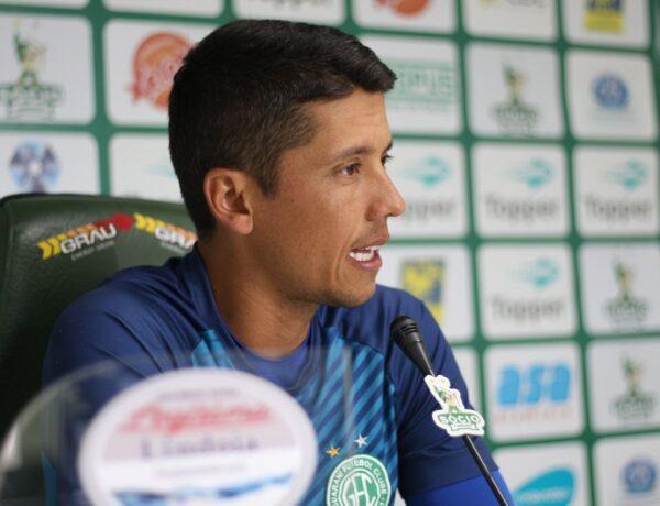 Guarani anuncia a demissão do técnico Thiago Carpini