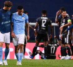 Lyon vence Manchester City e avança às semifinais da Liga dos Campeões