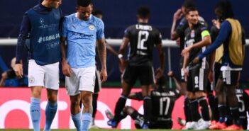 Lyon supera o Manchester City e avança às semifinais da Liga dos Campeões