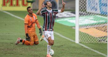 Nenê decide, Fluminense bate o Figueirense e avança na Copa do Brasil
