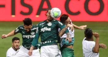 Palmeiras decepciona e cede empate ao desfalcado Goiás no Allianz