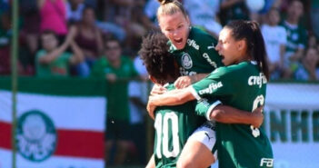Palmeiras domina a Ponte Preta e vence na volta do Feminino A1