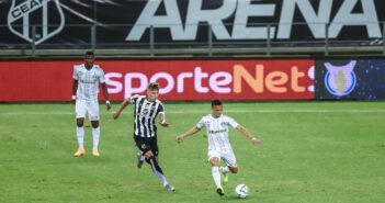 Reservas do Grêmio empatam fora de casa diante do Ceará