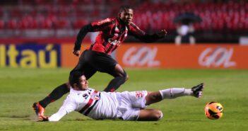 São Paulo tem retrospecto recente ruim contra o Athletico-PR em casa