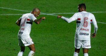São Paulo vence o Fortaleza com gol de Daniel Alves no Morumbi