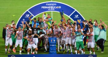Salgueiro conquista título inédito do campeonato pernambucano