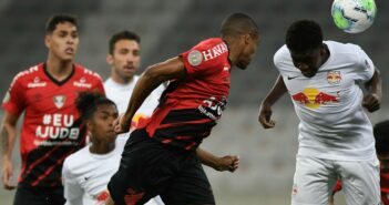 Athletico-PR e Red Bull Bragantino empatam e mantêm campanhas fracas no Brasileiro