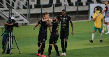 Flamengo é derrotado pelo Ceará no Castelão