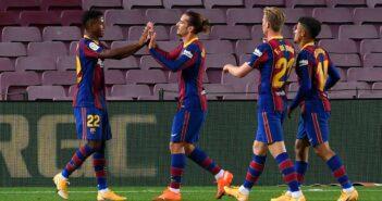 Na estreia de Koeman, Barcelona atropela o Villarreal no Camp Nou