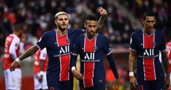 Na volta de Neymar, PSG vence o Reims fora de casa pelo Francês