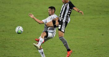 Santos joga melhor, mas esbarra em Gatito e só empata com o Botafogo