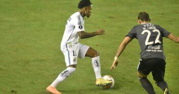 Santos pressiona Olimpia, mas não consegue sair do 0 a 0 no retorno da Libertadores