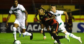 Sport vence Goiás, embala sequência e sobe na tabela do Brasileiro