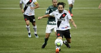 Benítez, Palmeiras x Vasco — Foto- Marcos Ribolli