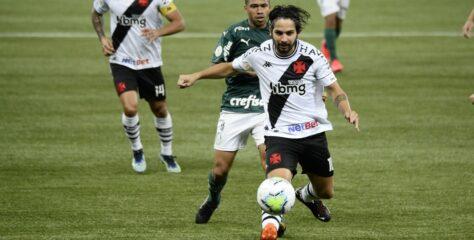 Palmeiras e Vasco ficam no Empate no Brasileirão