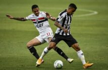 São Paulo e Atlético Mineiro perdem pontos no Brasileirão 2020