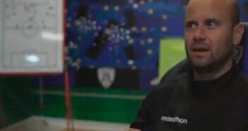 Angel Ramirez, treinador de futebol - Imagem: Divulgação