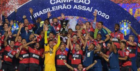 Uma vez Flamengo, OITO VEZES Flamengo Campeão do Brasileirão