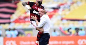 Flamengo vence Corinthinas na busca pelo Título Brasileiro de 2020