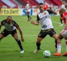 Internacional é surpreendido pelo Sport e Flamengo volta a depender de si