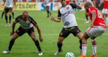 Internacional e Sport Campeonato Brasileiro 2020