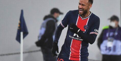 Neymar e PSG chegam a acordo para mais quatro anos de contrato