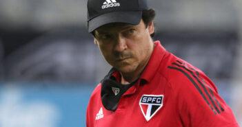 Técnico Fernando Diniz é demitido do São Paulo