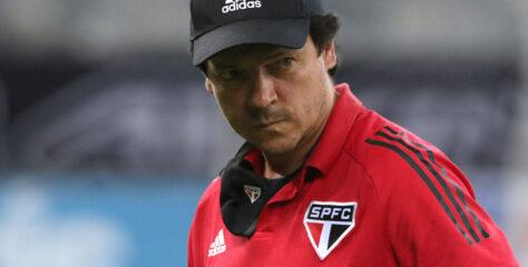 Técnico Fernando Diniz é demitido do São Paulo. Raí também sai.