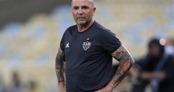 Técnico Jorge Sampoli Atlético Mineiro