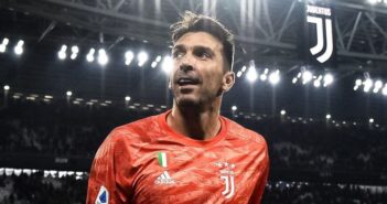 Buffon, goleiro da Juventus - Imagem: Divulgação